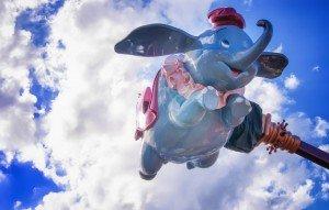 Orejas grandes, Dumbo