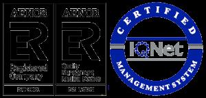 logos aenor
